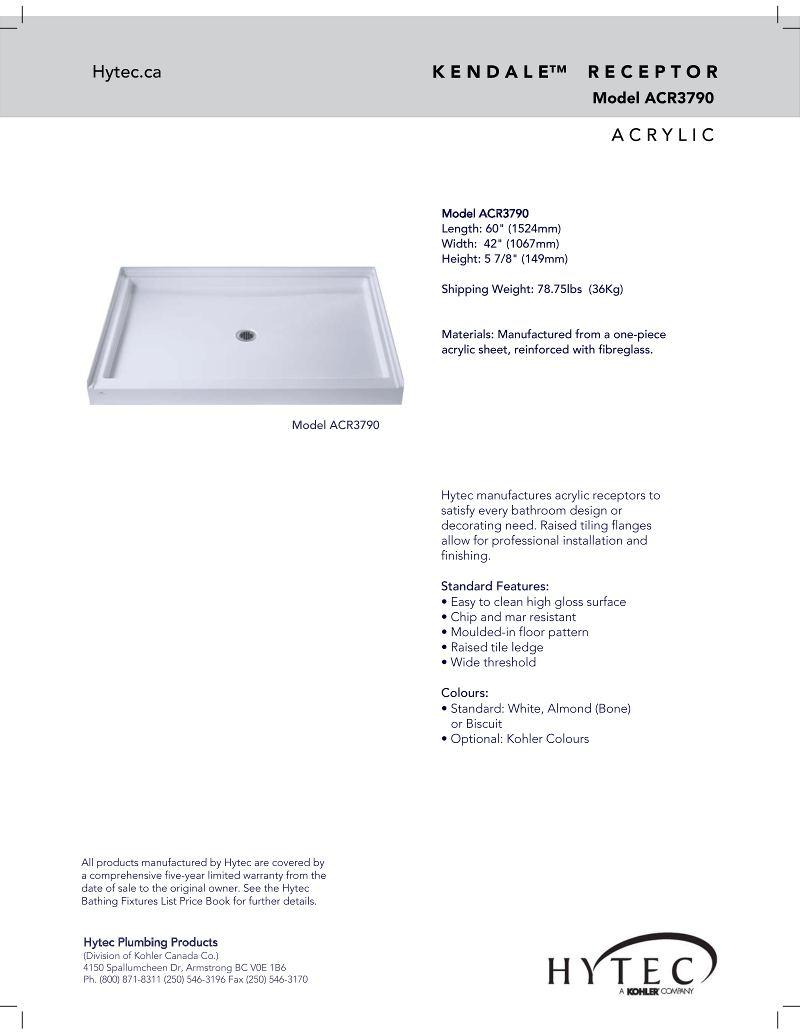 Fine Hytec Kohler Model - Bathroom with Bathtub Ideas ...